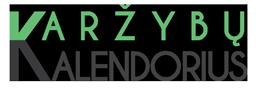 Varžybų kalendorius Logo